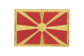 Macedonia - Flag Patch