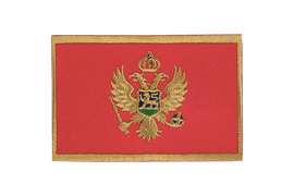 Montenegro - Flag Patch