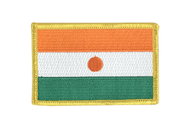 Niger - Flag Patch