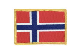 Norway - Flag Patch