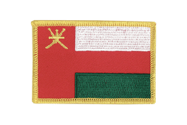 Oman - Flag Patch