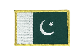 Pakistan - Flag Patch