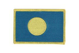Palau - Flag Patch
