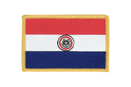 Paraguay - Flag Patch