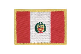Peru - Flag Patch