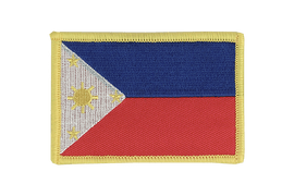 Philippines - Flag Patch