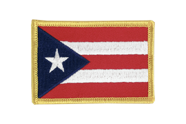 Puerto Rico - Flag Patch