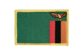 Zambia - Flag Patch