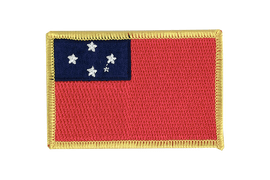 Samoa - Flag Patch
