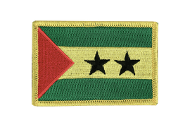 Sao Tome and Principe - Flag Patch