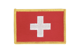 Flag Patch Switzerland