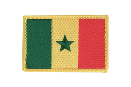 Senegal - Flag Patch