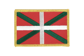 Basque country - Flag Patch