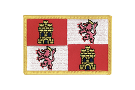 Castile and León - Flag Patch