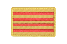 Catalonia - Flag Patch