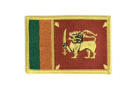 Sri Lanka - Flag Patch