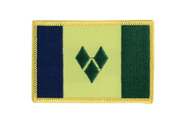 Saint Vincent and the Grenadines - Flag Patch