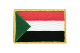 Sudan - Flag Patch