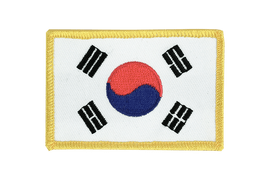 South Korea - Flag Patch