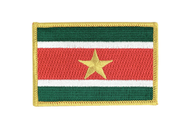 Suriname - Flag Patch