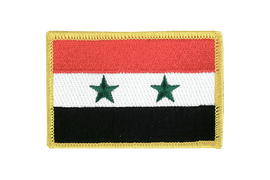 Syria - Flag Patch