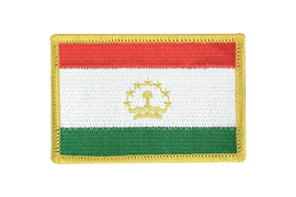 Tajikistan - Flag Patch