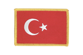 Turkey - Flag Patch