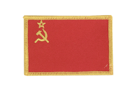 USSR Soviet Union - Flag Patch