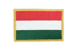 Hungary - Flag Patch