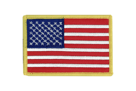 USA - Flag Patch