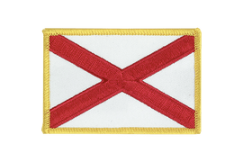 Alabama - Flag Patch