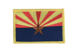 Arizona - Flag Patch
