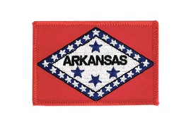 Arkansas - Flag Patch