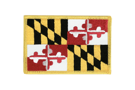 Maryland - Flag Patch