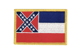 Mississippi - Flag Patch