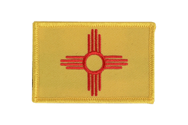 New Mexiko - Flag Patch