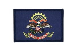 North Dakota - Flag Patch