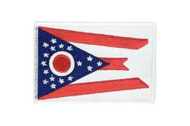 Ohio - Flag Patch