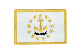 Rhode Island - Flag Patch