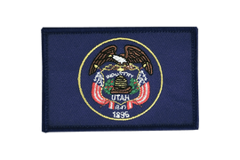 Utah - Flag Patch