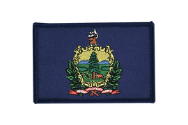 Vermont - Flag Patch