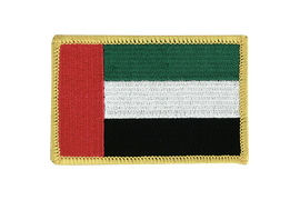 United Arab Emirates - Flag Patch