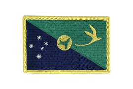 Christmas Island - Flag Patch