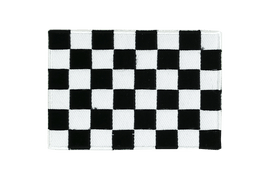 Checkered - Flag Patch