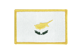Flag Patch Cyprus