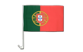 Car Flag Portugal - 12x16""