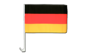 Germany - Car Flag 12x16""