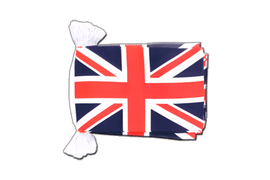 Great Britain - Flag Bunting 6x9""