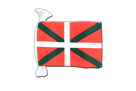Basque country - Flag Bunting 6x9""