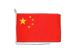 China Boat Flag - 12x16""